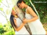 2 zakochane Azjatki