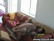 Ukryta kamera w salonie